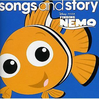 ディズニーの曲・ ストーリー - ファインディングニモ [CD] アメリカ インポートします。