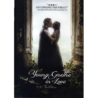 Young Goethe in Love [DVD] USA import