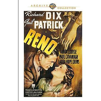 Reno [DVD] USA import