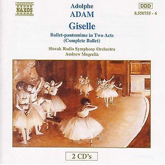 A. Adam - Adam: Giselle [DVD] USA import