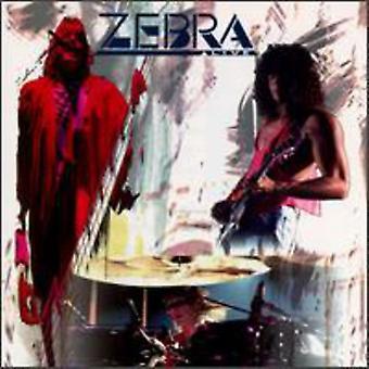 シマウマ - ゼブラ-ライブ [CD] アメリカ インポートします。