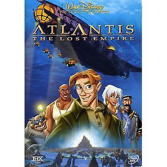 Disney - Atlantis: The Lost Empire [DVD] USA import
