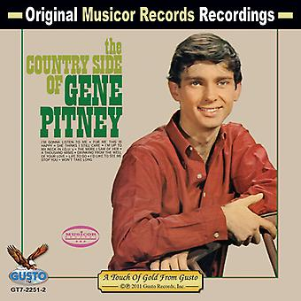 Gene Pitney - land sida av Gene Pitney [CD] USA import