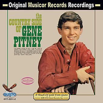 Gene Pitney - Country Side of Gene Pitney [CD] USA import