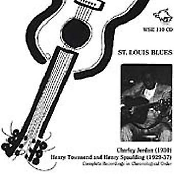Jordan/Townsend/Spaulding - St Louis Blues [CD] USA import