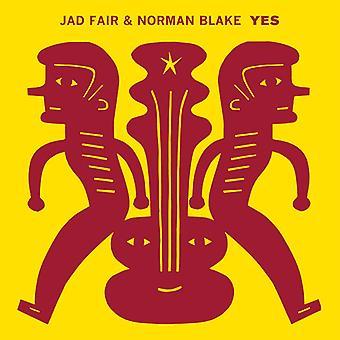 Fair, Jad / Blake, Norma - Yes [CD] USA import