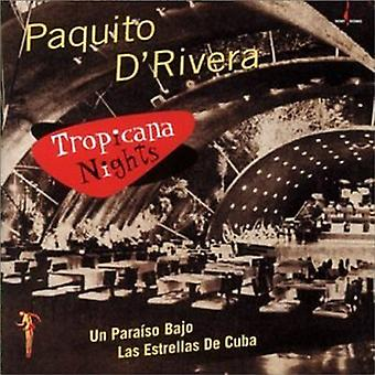 Paquito D'Rivera - Tropicana Nights [CD] USA import