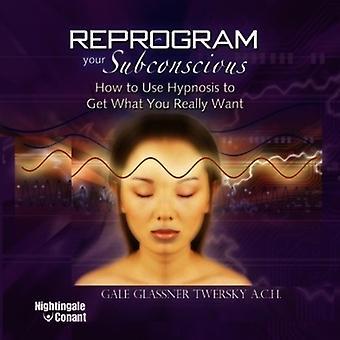 Gale Glassner Twersky - Reprogram Your Subconscious [CD] USA import