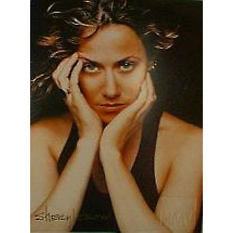 Sheryl Crow Promotional Poster