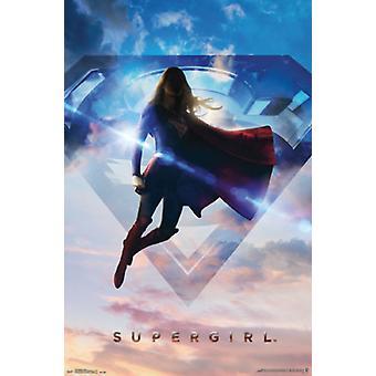 Supergirl - 1 ª Temporada Poster Print