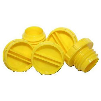AL-KO Secure Receiver Caps (Pack Of 5)