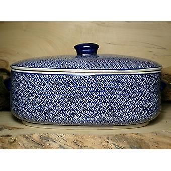 Bowl de pan XXL, opción 2, litros de volumen 8, cerámica de tradición 63 polska - BSN 61079