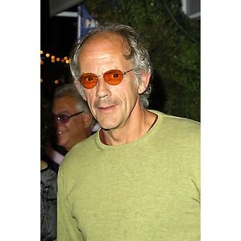 Christopher Lloyd At Arrivals For Fox All-Star Party For Tca Press Tour The Santa Monica Pier Los Angeles Ca July 29 2005 Photo By Michael GermanaEverett Collection Celebrity