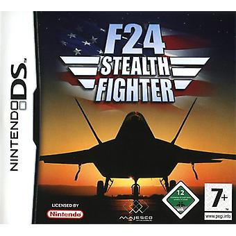 F24 stealth Fighter (Nintendo DS)-fabriken förseglad