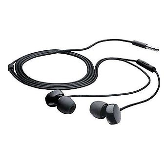 Original Nokia WH-208 3.5mm Stereo Headset In-Ear Headphones black