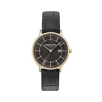 Kenneth Cole New York women's watch polshorloge leder KC15057003
