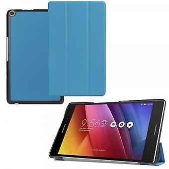 Smart cover/case blu per ASUS ZenPad 8.0 Z380C Z380Kl