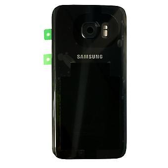 Samsung Galaxy S7 edge G935 G935F baterii etui + klej pad czarny