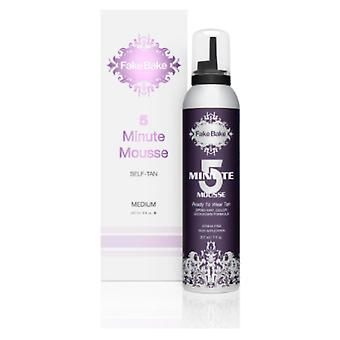 Fake Bake 5 Minute Mousse Self-Tan Medium