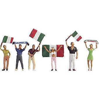 NOCH 15976 H0 figuras fãs Itália