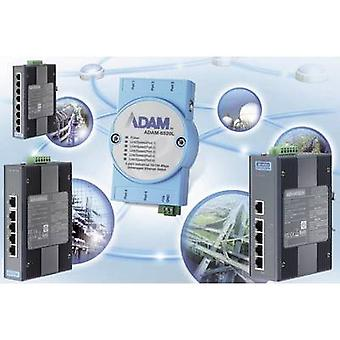 Advantech EKI-2528-BE Switch LAN No. من النواتج: 8 × 12 V DC، 24 V DC، 48 V DC