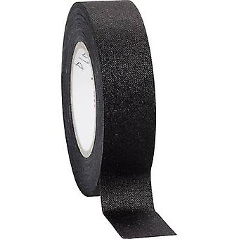 Coroplast 16781 16781 Cloth tape Black (L x W) 10 m x 19 mm 1 pc(s)