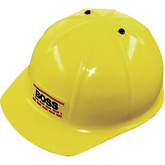 L+D Boss 8201 Hard hat Yellow