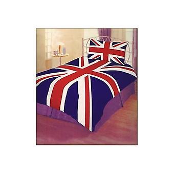 Union Jack Wear Union Jack Single Duvet Cover Set B