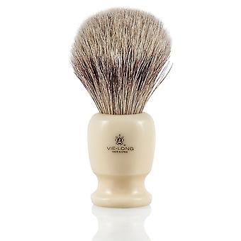 Vie-Long 16516 Silvertip Badger Hair Shaving Brush