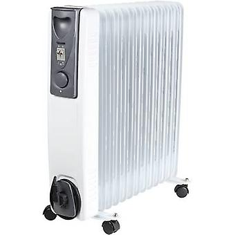 Tristar KA-5093 Oil-filled radiator 28 m² 1000 W, 1500 W, 2500 W White