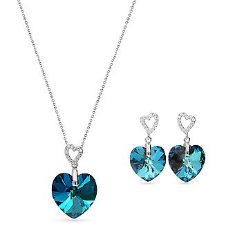 Jewelry Set Tender Heart