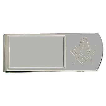 David Van Hagen Masonic Money Clip