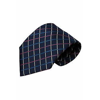 Gravata azul Garda 01