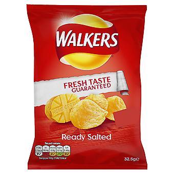 Los caminantes listos salados patatas fritas