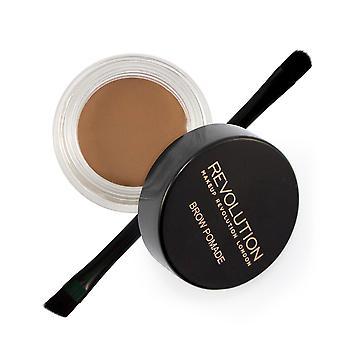 Make-up revolutie brow Pomade-zacht bruin