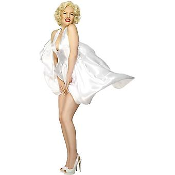 Marilyn Monroe Classic Halterneck Dress, UK Dress 16-18