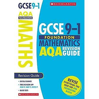 Matematik grund Revision Guide för AQA - Foundation av Catherine Murp