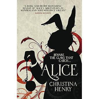 Alice av Christina Henry - 9781785653308 bok