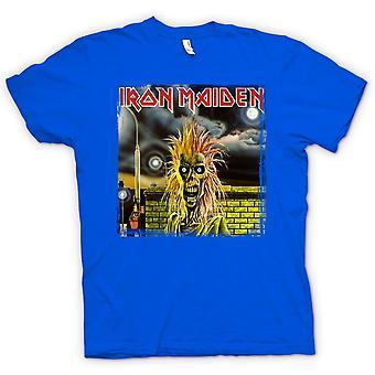 Mens T-shirt - Iron Maiden - Album Art