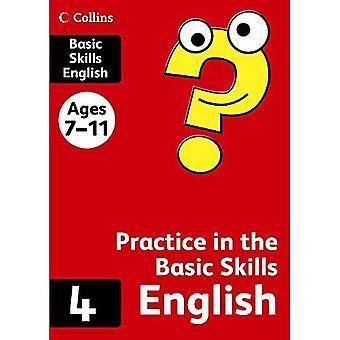 Collins praxis i de grundläggande färdigheterna - engelska bok 4