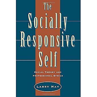 Das sozial reagieren selbst: Gesellschaftstheorie und Berufsethik