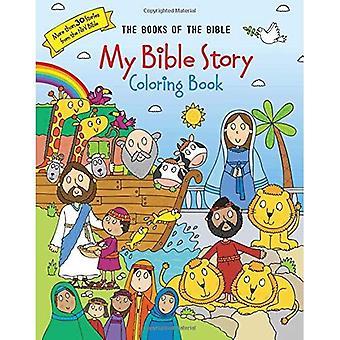 Mijn Bijbel verhaal kleurboek