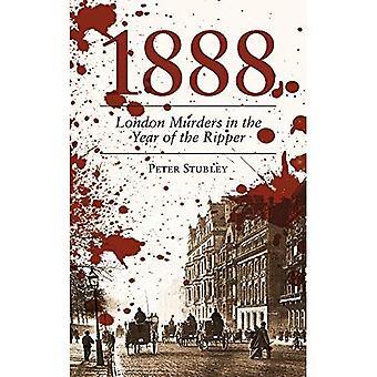 Omicidi di Londra 1888 durante l'anno di the Ripper