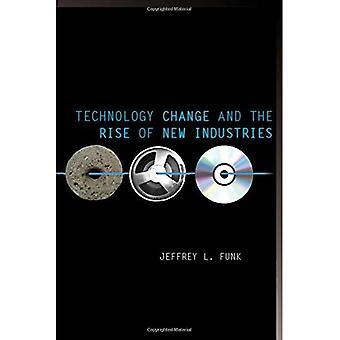 Teknologiendring og fremveksten av nye næringer