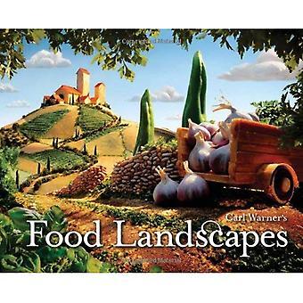 Carl Warner's Food Landscapes