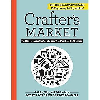 De Crafter markt 2017: de DIY bron voor het maken van een succesvolle en winstgevende ambachtelijk bedrijf
