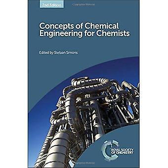 Käsitteet kemiantekniikan kemistit