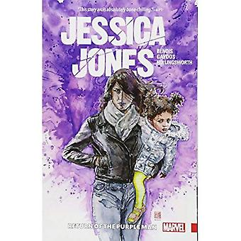 Jessica Jones Vol. 3: Rückkehr der lila Mann