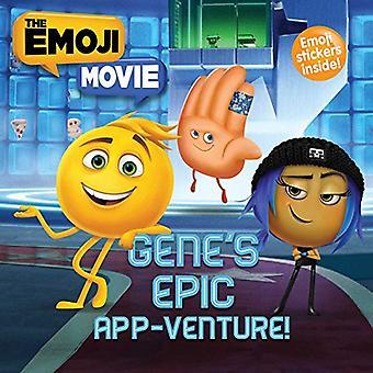 Épique App-Venture du gène! (Emojimovie: exprimez-vous)