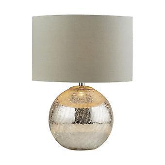 Imponere sprakk speil bordlampe med skygge - søkelys 1065